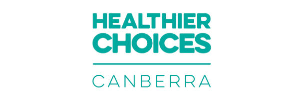 Healthier Choices Canberra logo