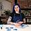 Thumbnail: REZIBOX III - Bevezetés a pour art technikába -  Modern tálaló szett