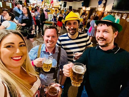 Prost!⠀_⠀_Thanks to our guests for shari