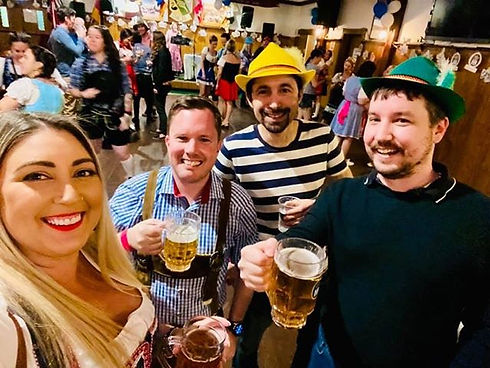 Prost!⠀_⠀_Thanks to our guests for sharing their pictures with us!⠀_Oktoberfest Perth 2019 is SOLD O
