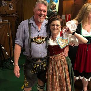 Miss Oktoberfest Perth, all the way from