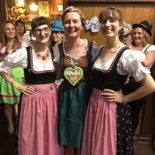 Our beautiful Miss Oktoberfest Perth 🧡⠀