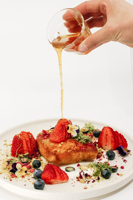 Knefeh French Toast