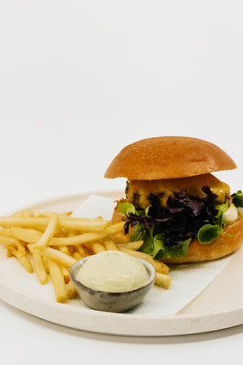 Truffle Cheeseburger (Add Pickles + Extra Patty)