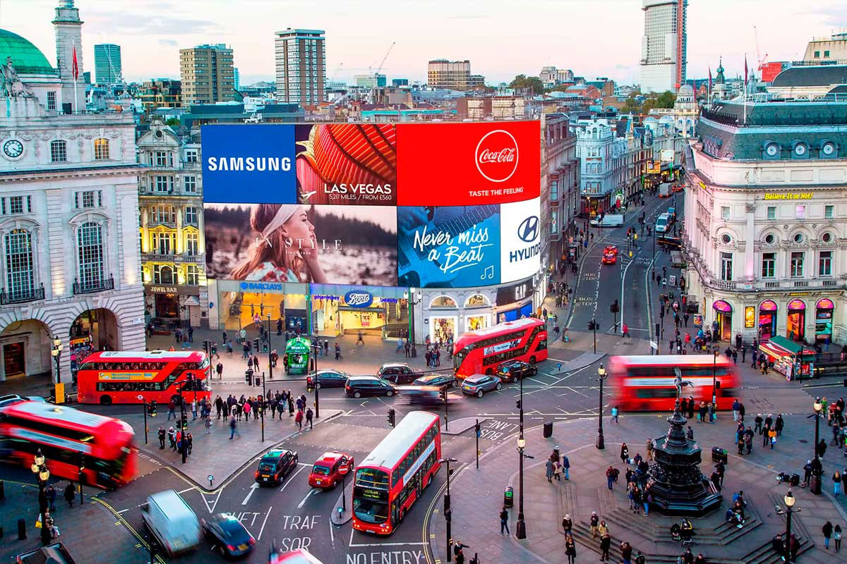Picadilly circus