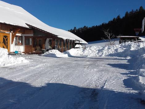 Allemagne, séjour hiver 2017