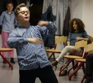 Atelier de théâtre adapté à Paris