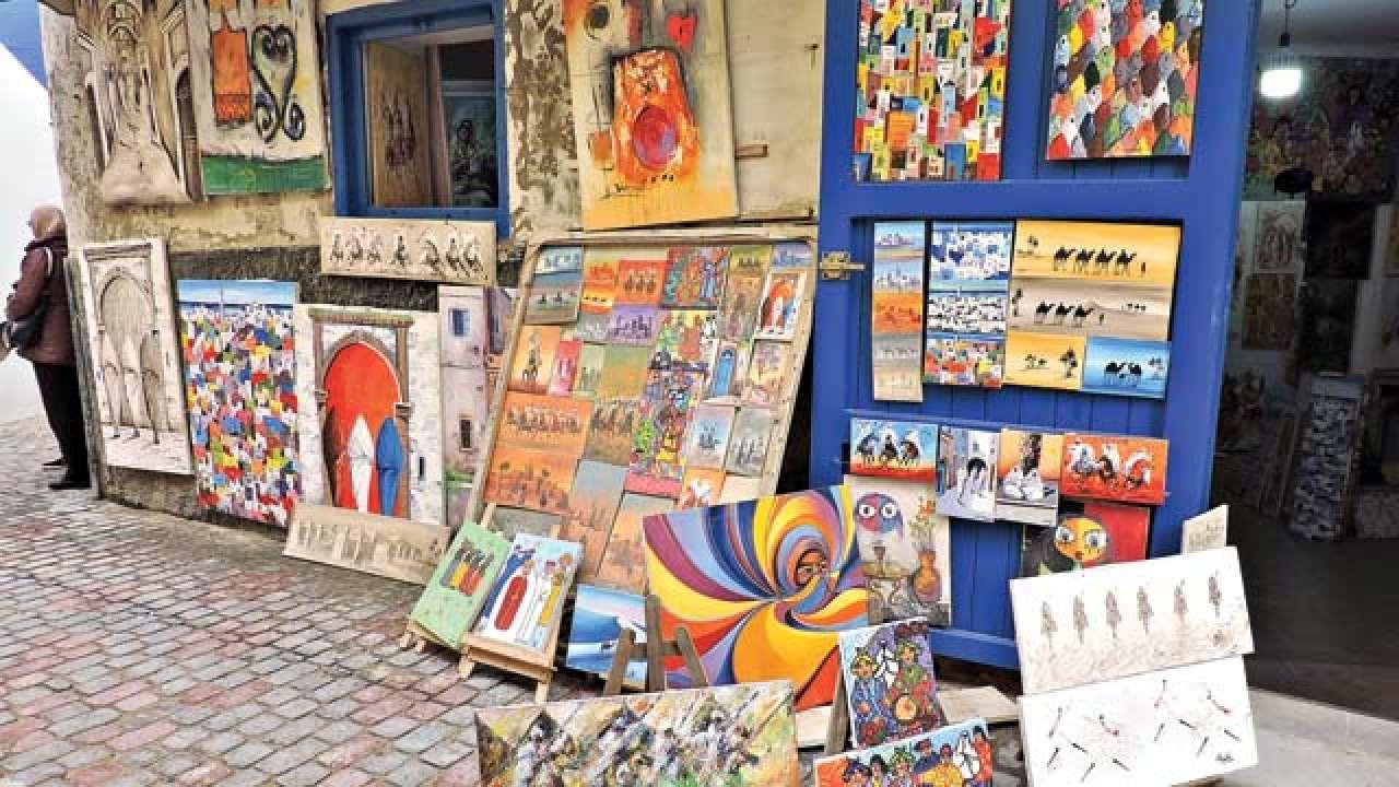 L'art naif d'Essaouira