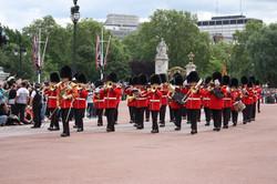 Relève de la garde - Buckingham Palace