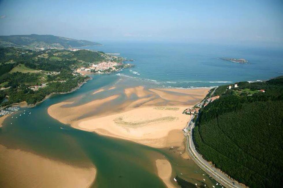 Estuaire naturel d'Urdaibai