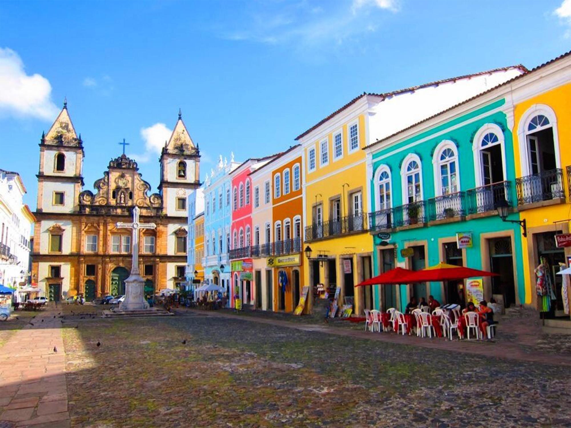 Salvador de Bahia | Pelourinho
