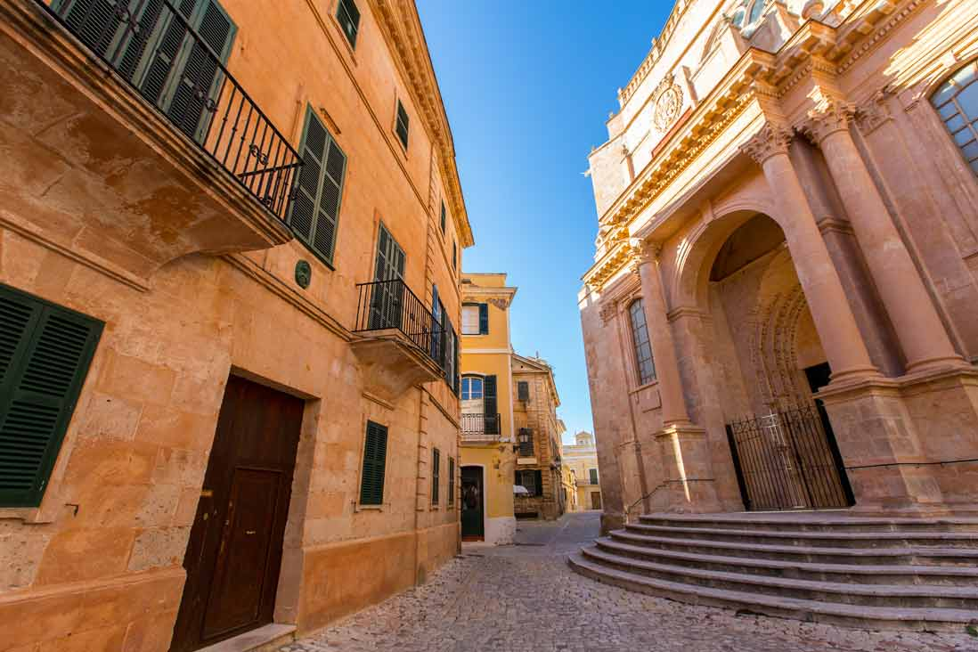 Cathedrale de Ciutadella