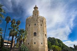 La tour d'Or   Séville