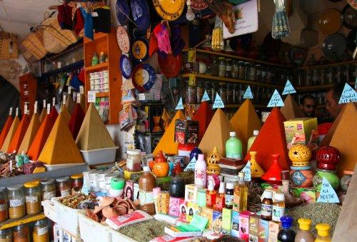 Le souk d'Essaouira