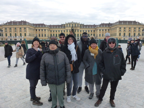 Album photos : Vienne Hiver 2019