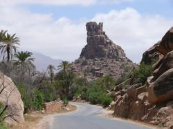 Le rocher de Tafraout
