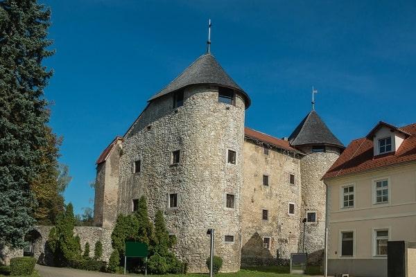 Le Chateau Frankopan Ogulin