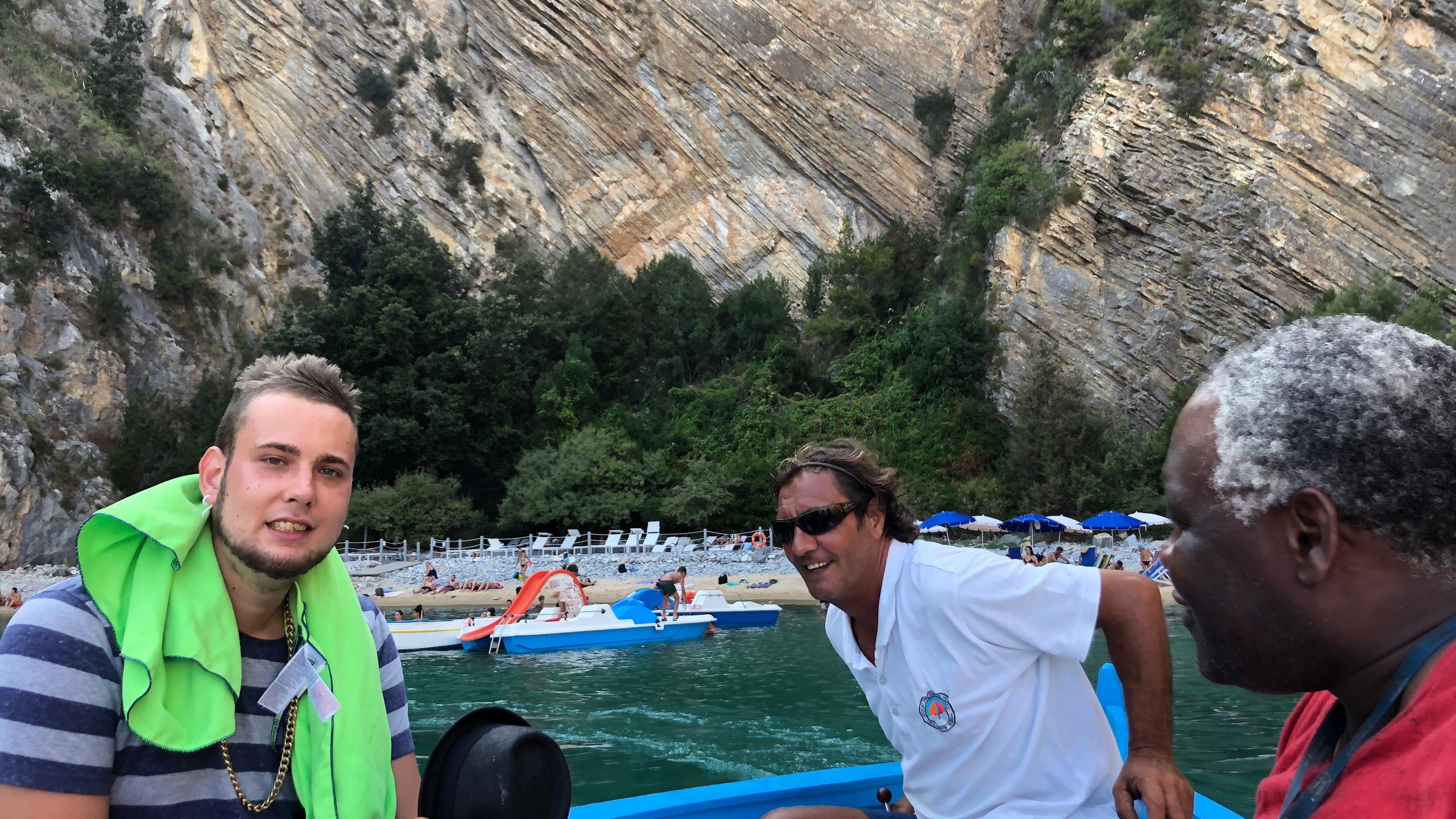 Séjour adapté Italie août 2018