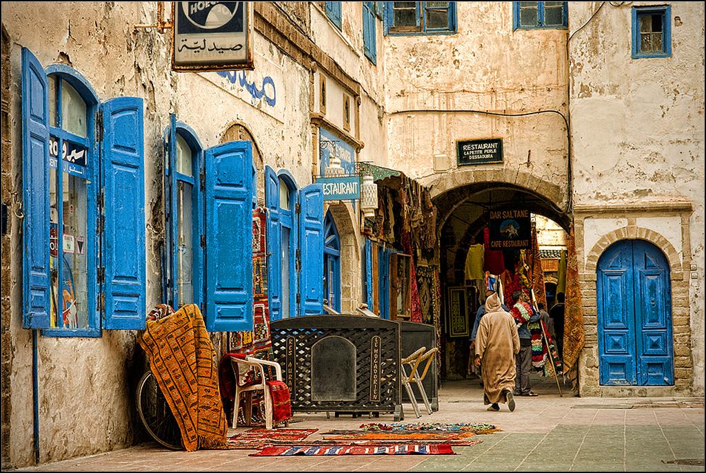 Les tisserands d'Essaouira