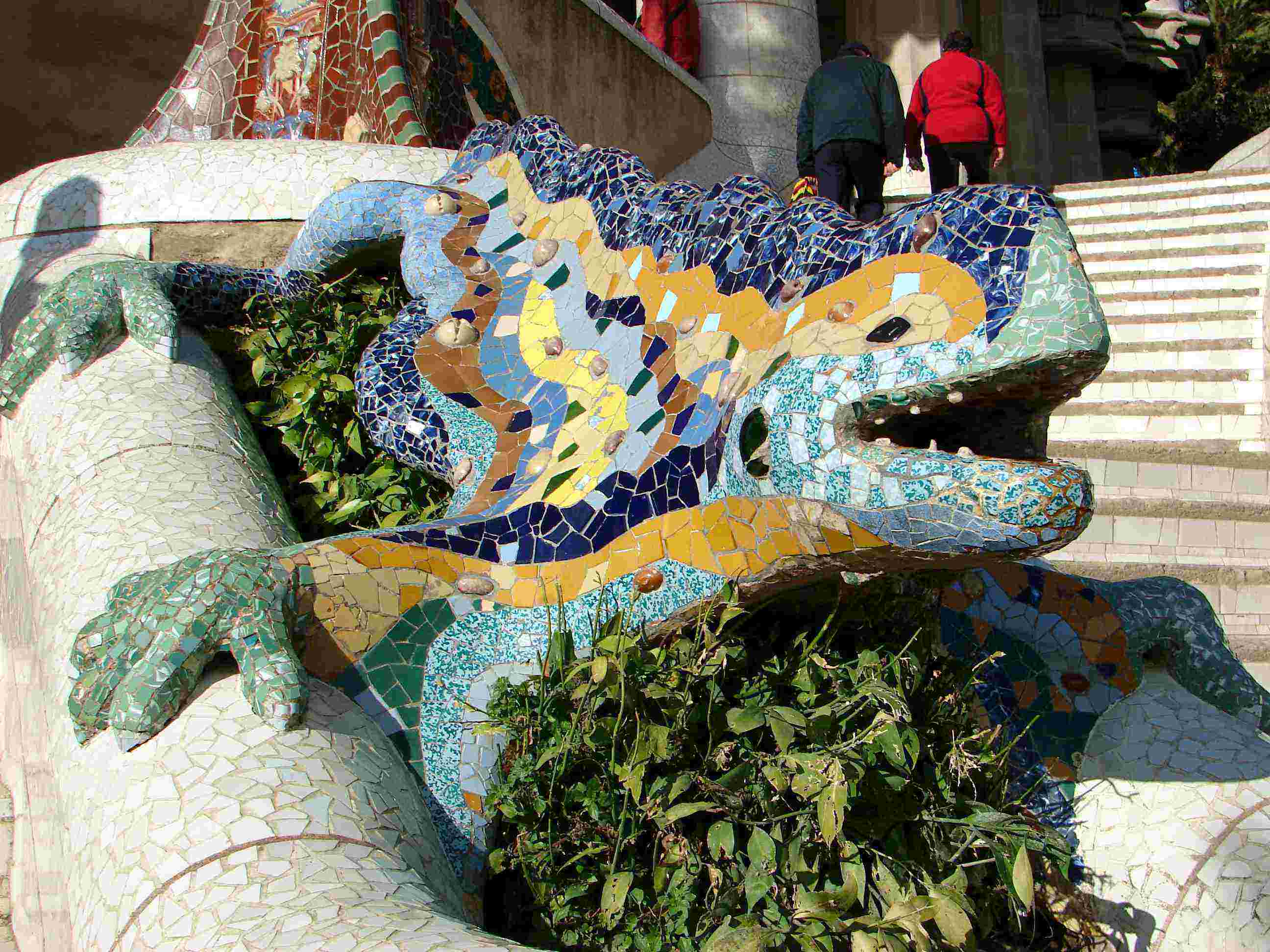 Parc Guell | Barcelone