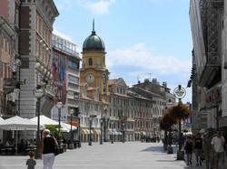 Vieille ville de Rijeka