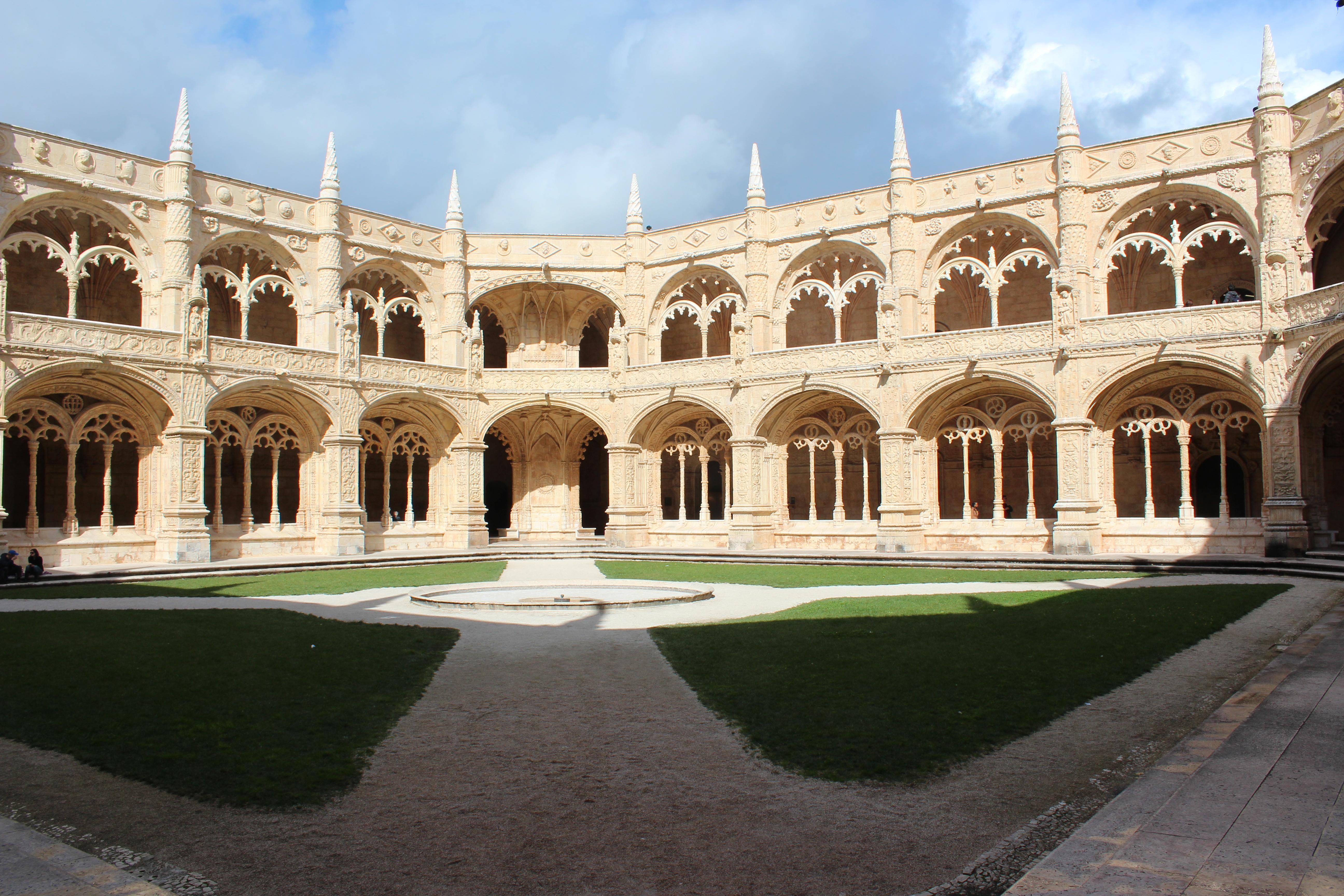 Le Monastere des Jeronimos