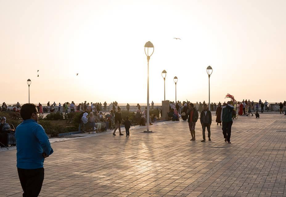 Plage d'Essaouira
