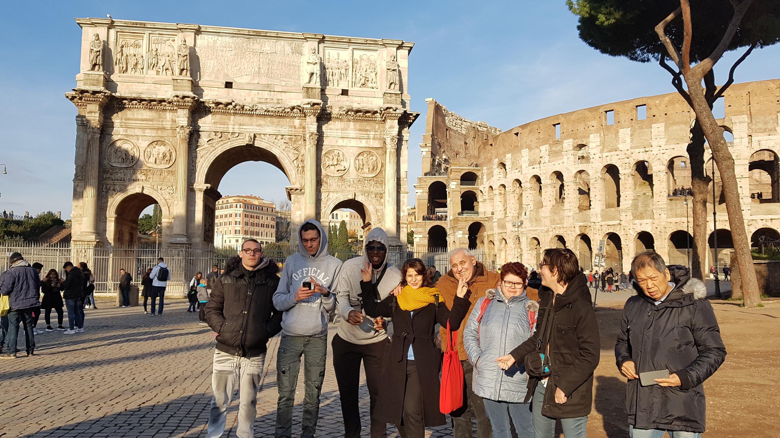Séjour rome 2018 - 2019 (63)