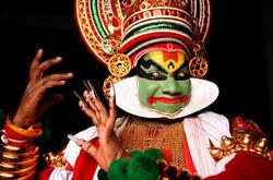 Théâtre Kathakali | Cochin