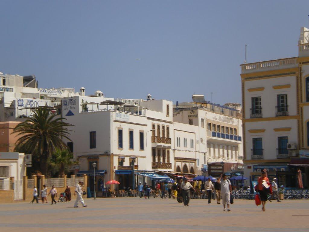 Place Moulay Hassan | Essaouira