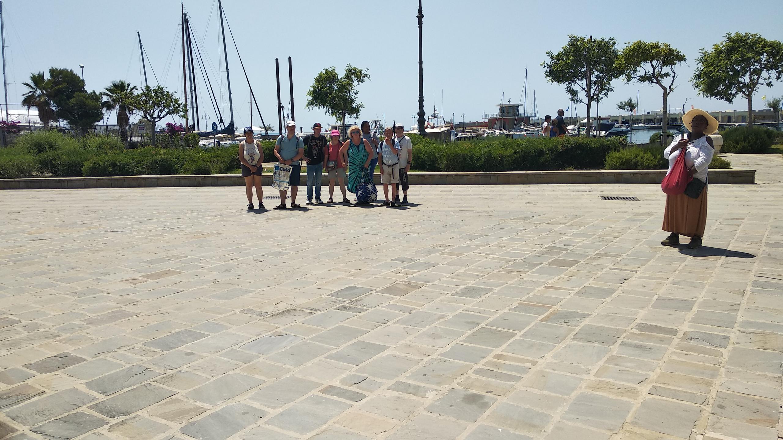 séjour adapté Italie juillet 2018