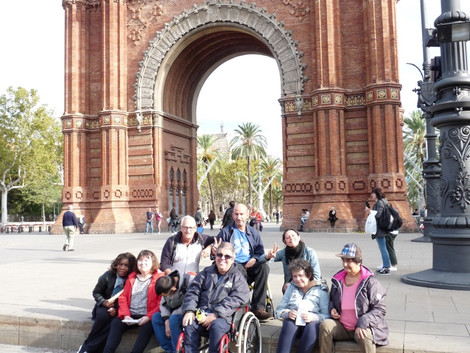 Barcelone Octobre 2016