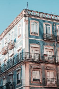 Centre ville de Lisbonne
