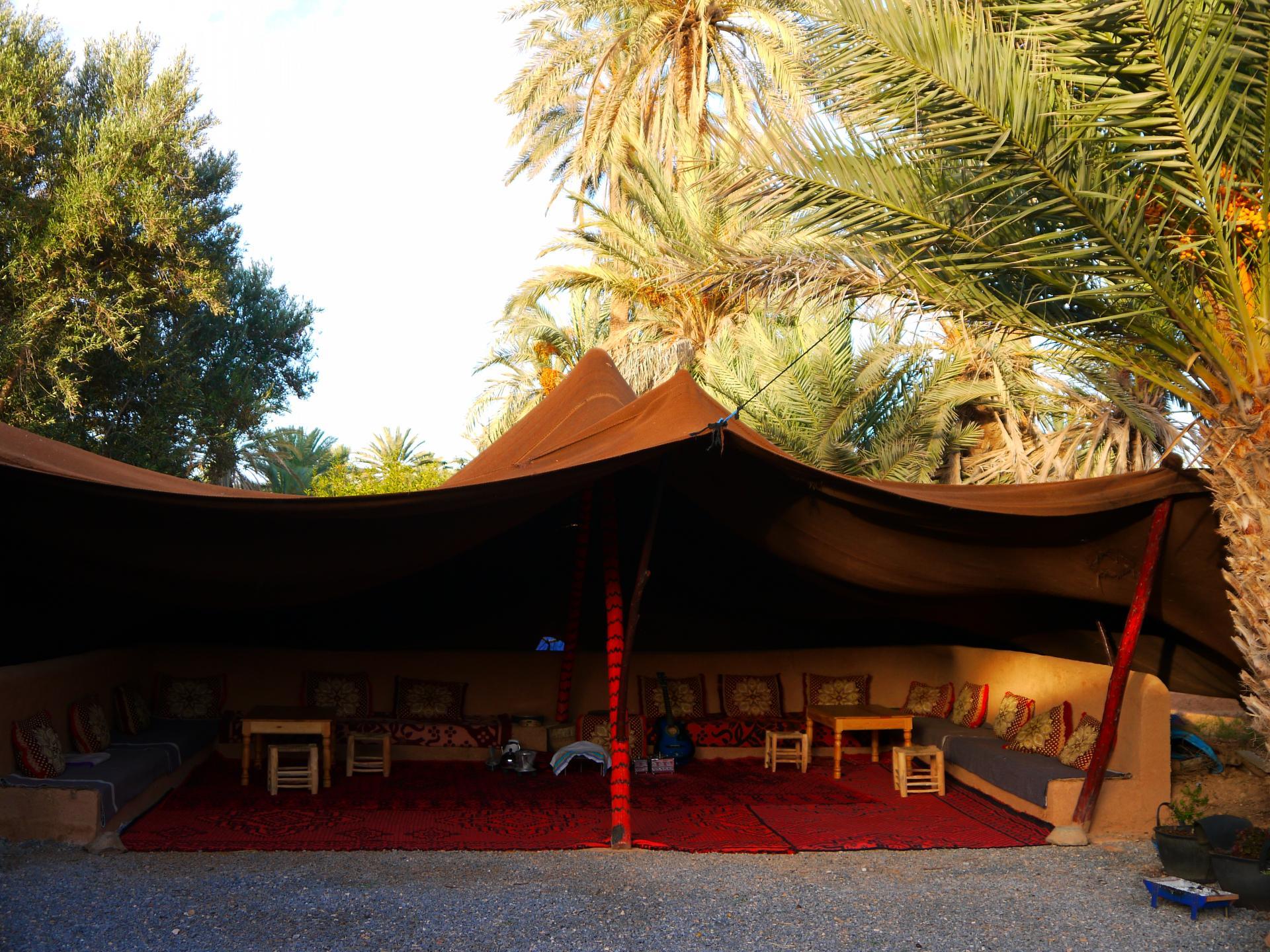 Tente Sahraoui Tighmert