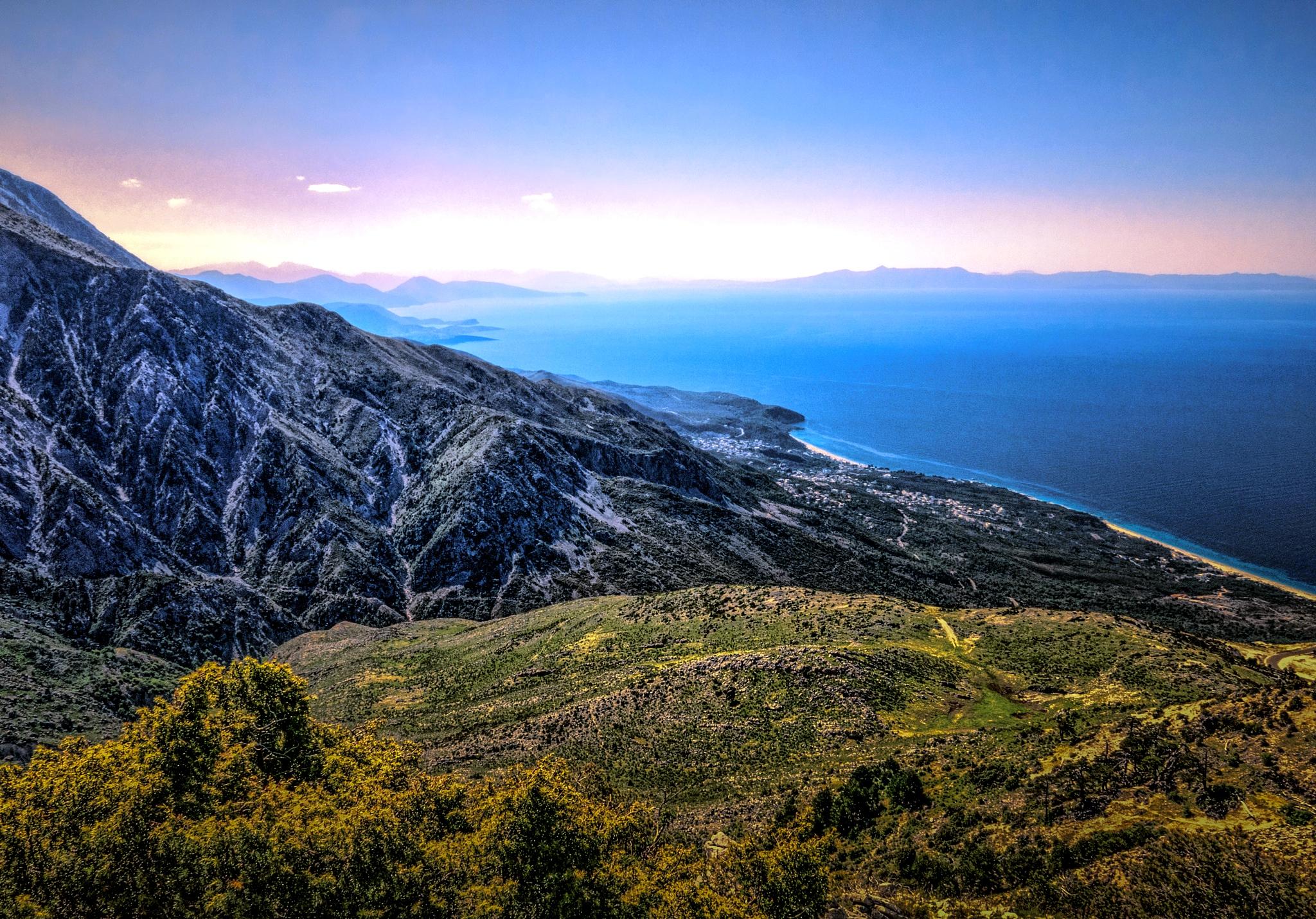 Le Mont Cika