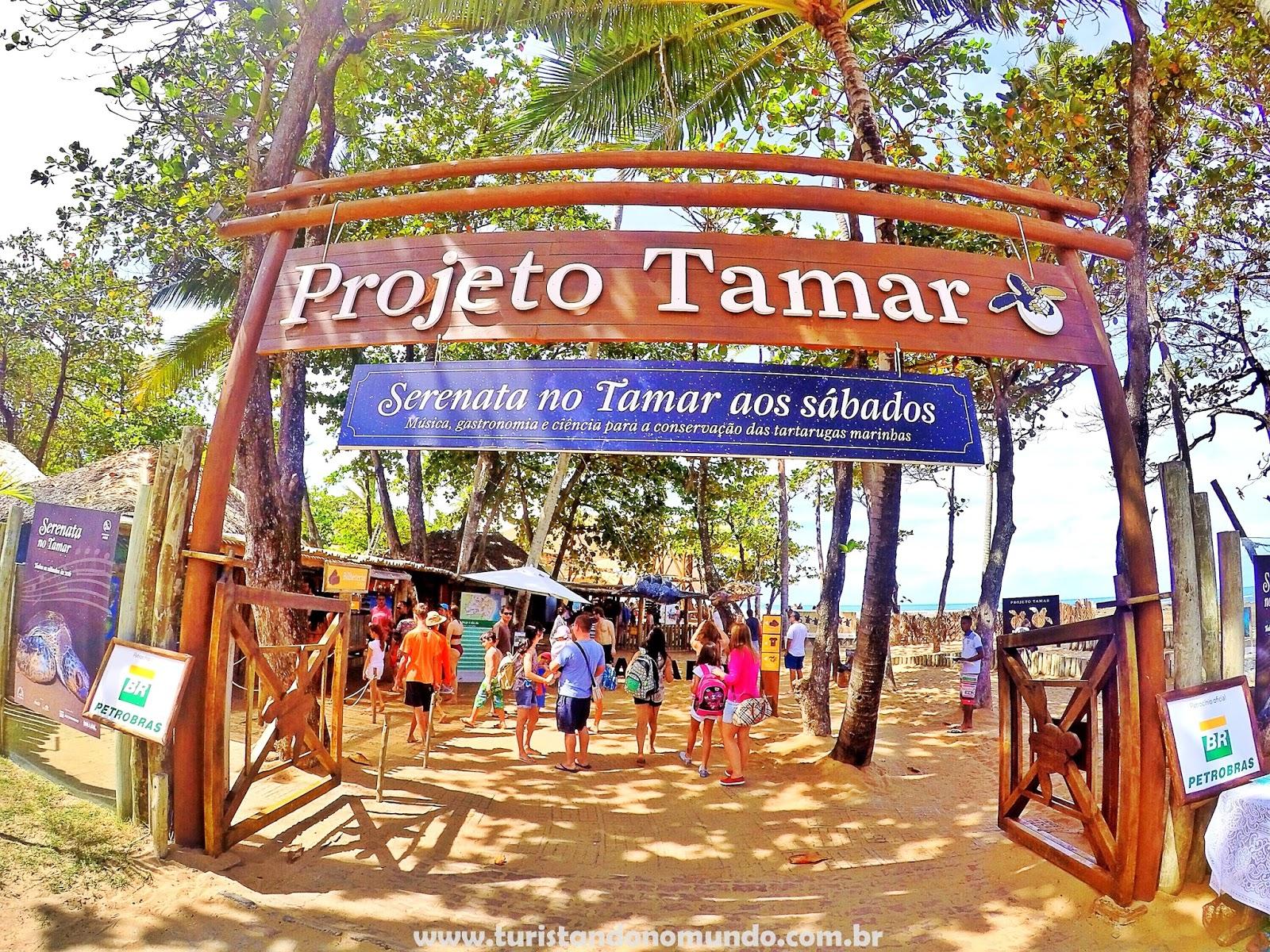 Praia do Forte | Projeto Tamar
