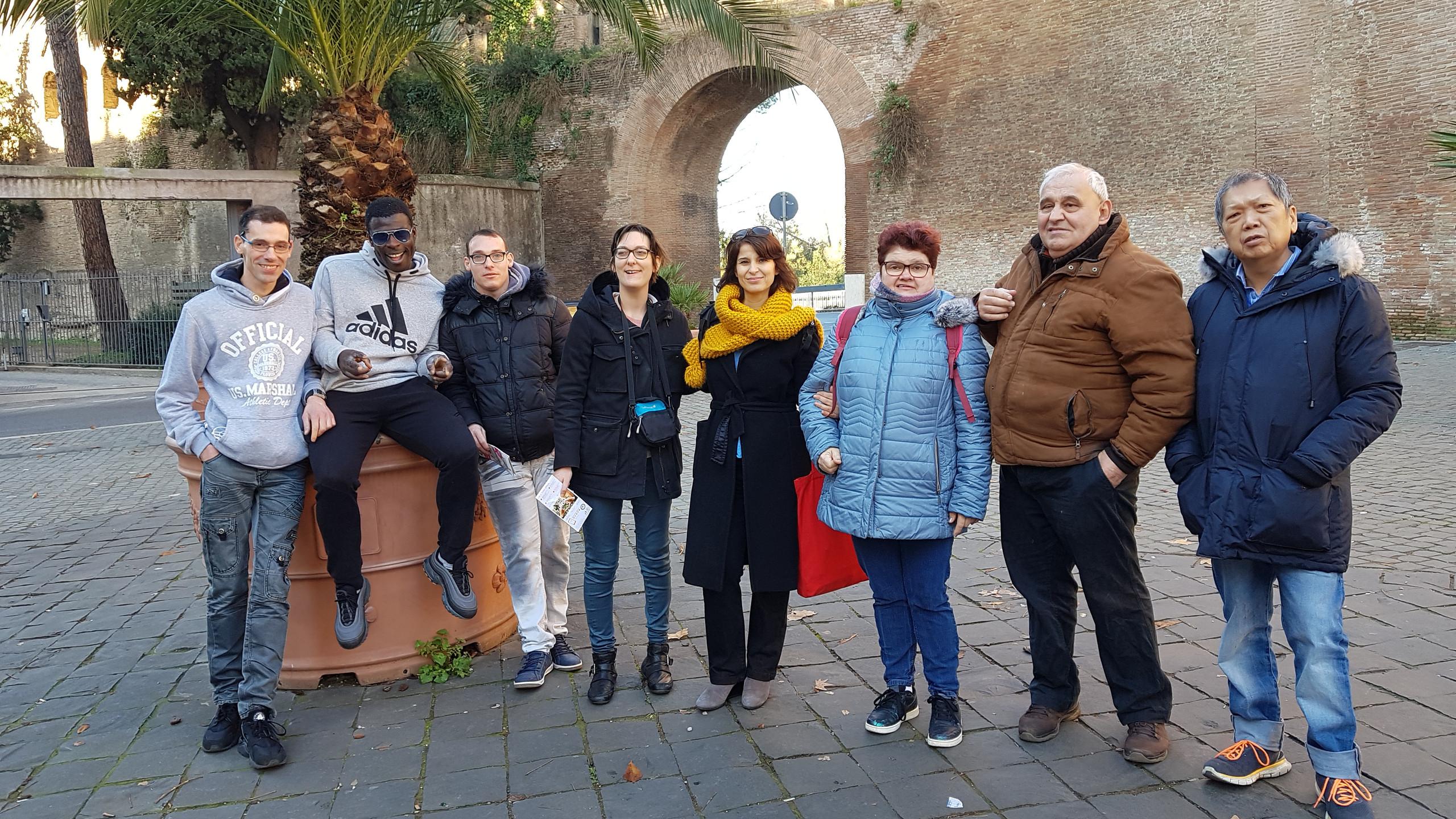 Séjour rome 2018 - 2019 (49)