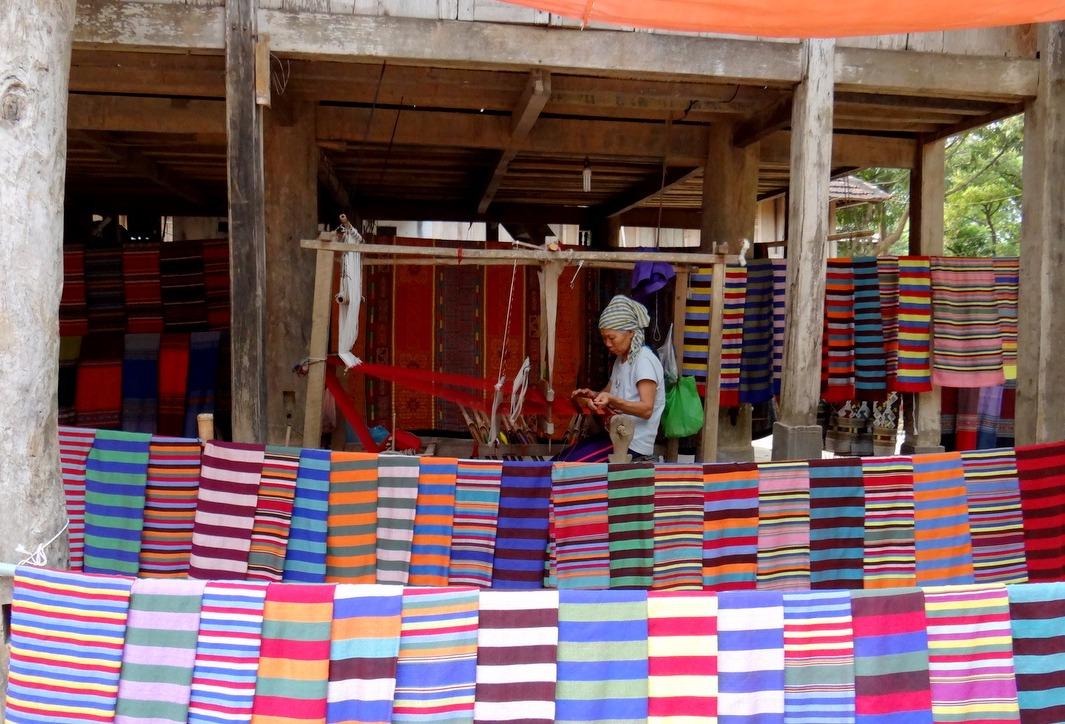 Le marché de Pom Coong | Mai Chau