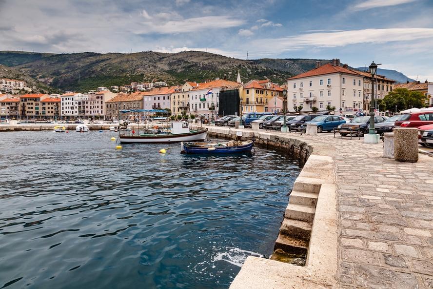 Senj Mer Adriatique