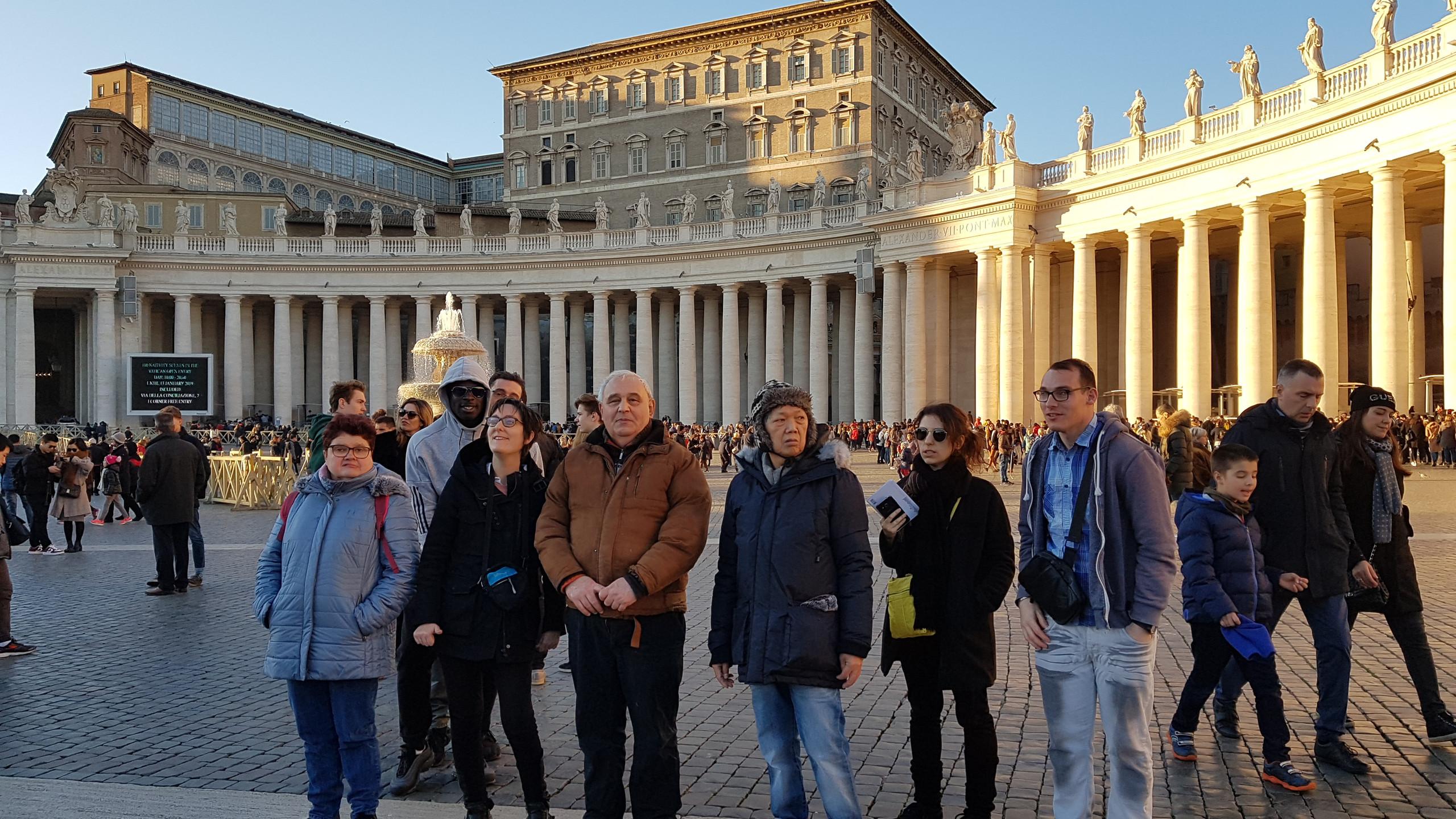 Séjour rome 2018 - 2019 (44)