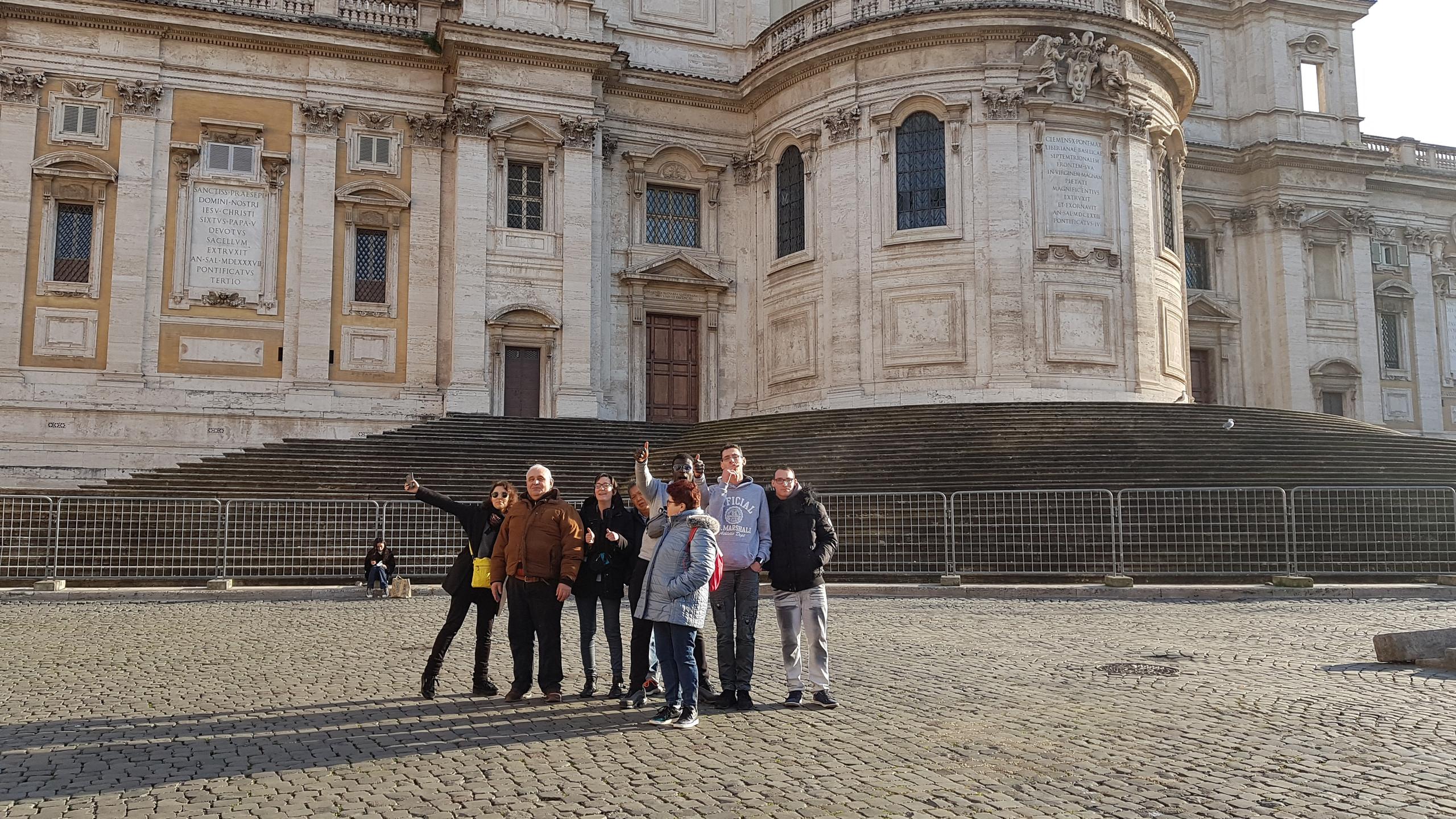 Séjour rome 2018 - 2019 (56)