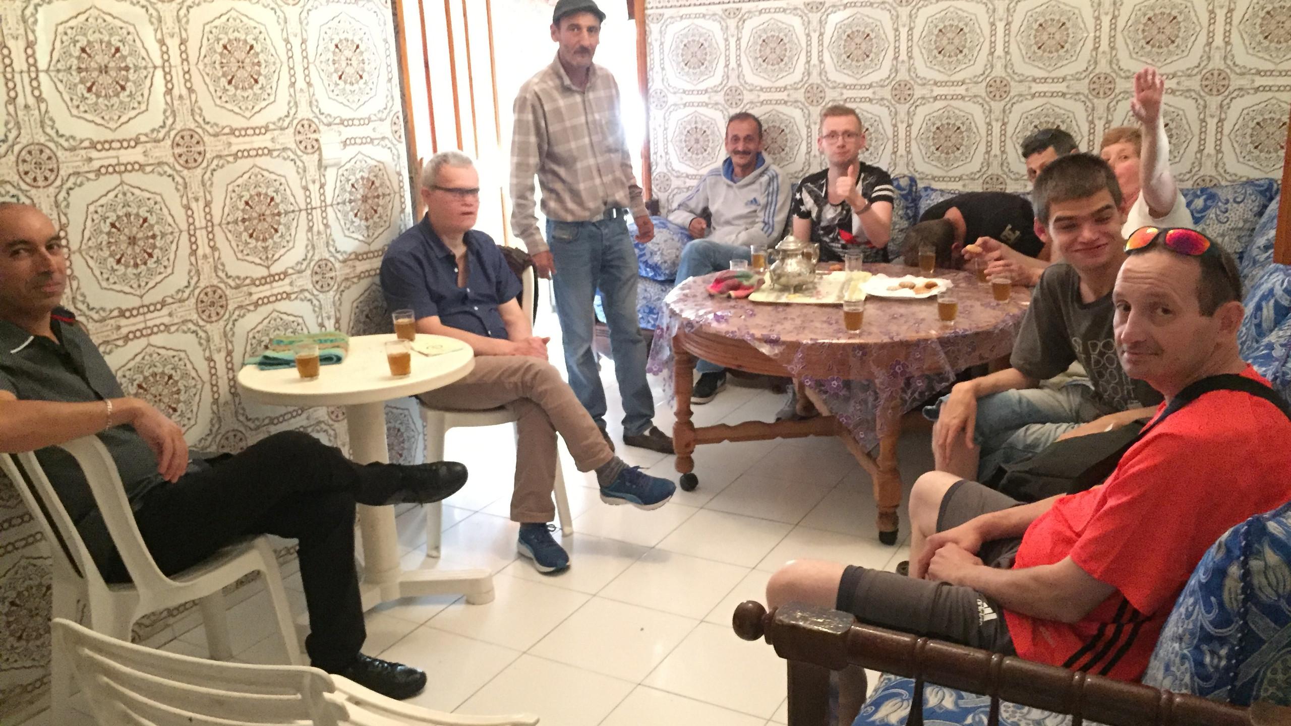 séjour adapté au Maroc - Août 2017
