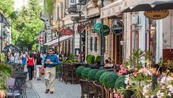 Centre ville de Bucarest