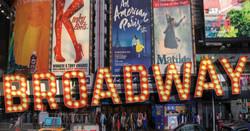 Spectacle de Broadway