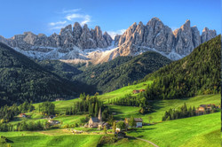 Le Tyrol Oriental