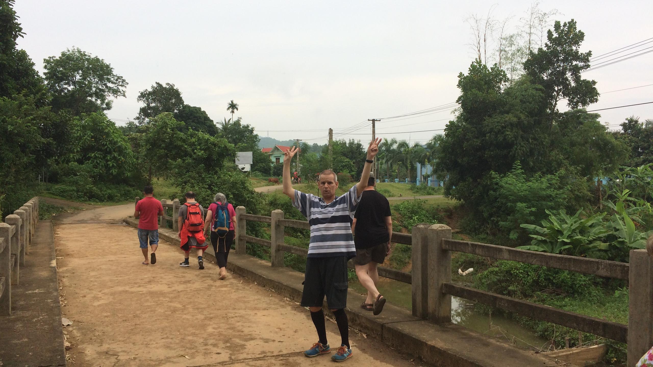 séjour adapté au Vietnam - aout 2017