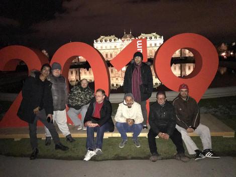 Vienne Hiver 2018 : album photos