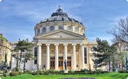 L'athénée roumain | Bucarest