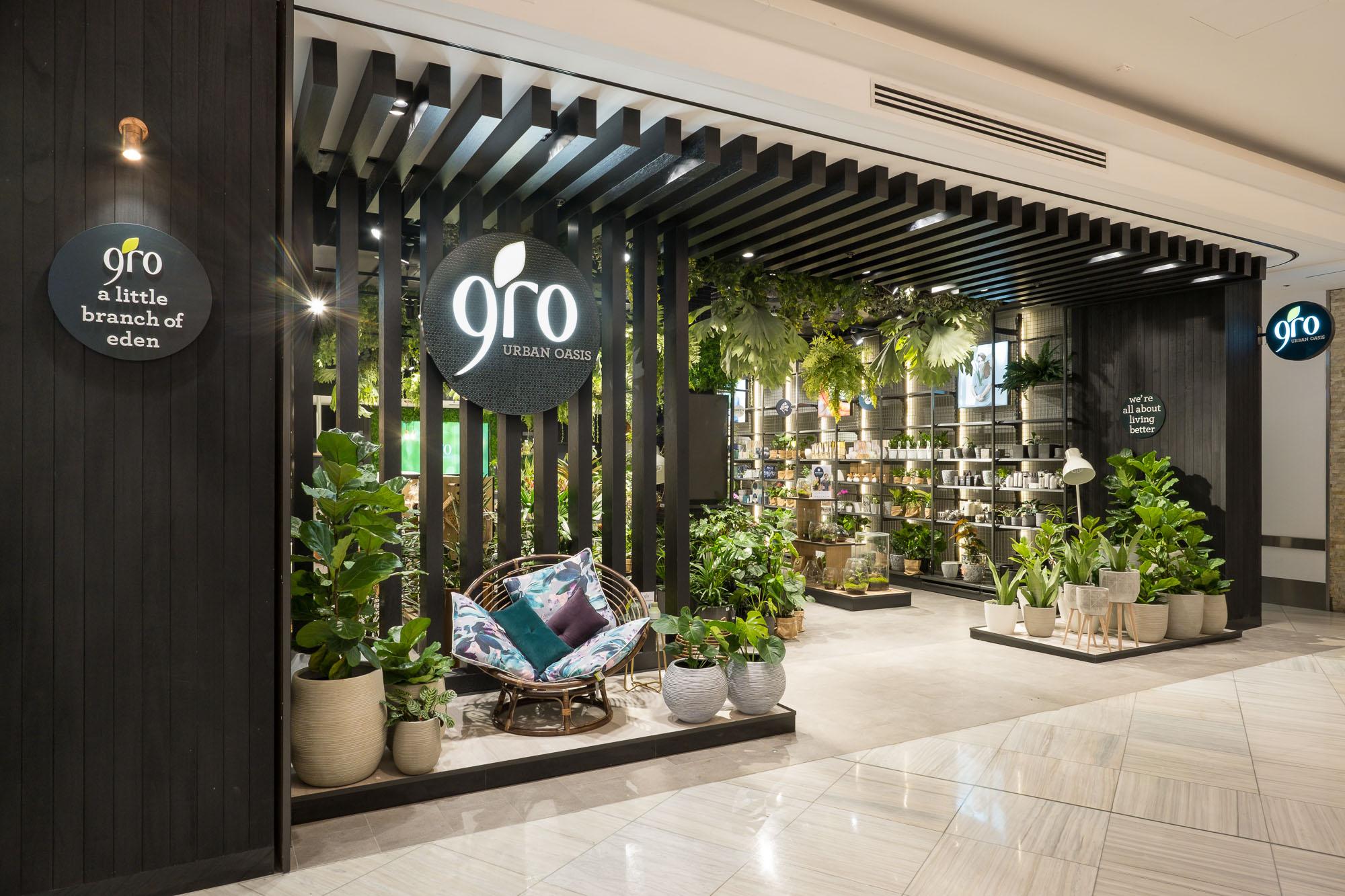 Gro Urban Oasis