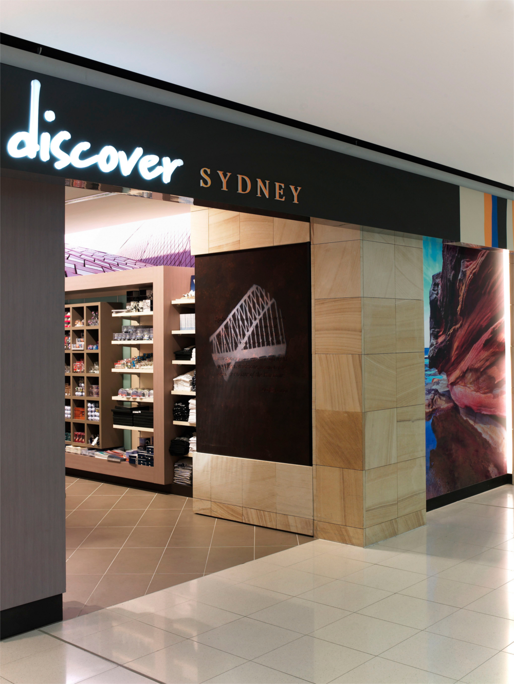 Discover, Sydney